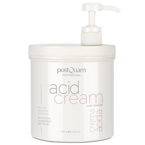 POSTQUAM - ACID CREAM KREM Z KWASAMI AHA REGULUJE PH 1000 ml