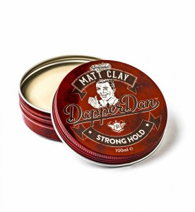 Matt Clay matująca pomada / 100 ml Dapper Dan UK