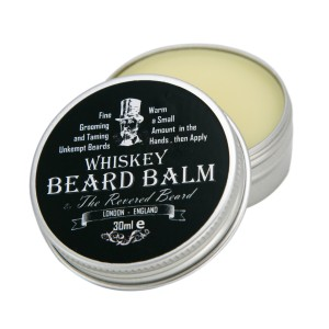 Beard Balm WHISKEY 30 ml - Balsam do Brody